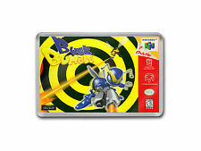 BUCK BUMBLE Nintendo 64 N64 Game Cover Art Fridge Magnet