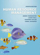 Human Resource Management 8th Edition Excellent Condition