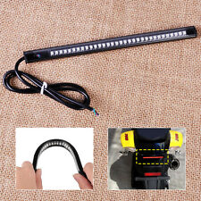 32 LED Flexible Strip Light Tail Brake Stop Turn Signal Light fit for Motor ATV