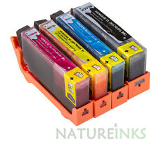 4 Non Genuine HP Multipack HP364 HP364XL with CHIPSET XL ink cartridges BK C M Y