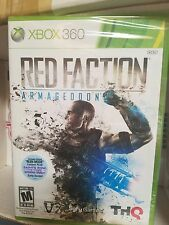 Red Faction Armageddon  (Microsoft Xbox 360) brand new sealed