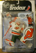 Mcfarlane NHL 22 Martin Brodeur New Jersey Devils Collector Level 443/552 Rare