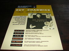 HOUSE OF LOVE - GUY CHADWICK LAZY SOFT & SLOW!!!!!RARE FRENCH PRESS/KIT