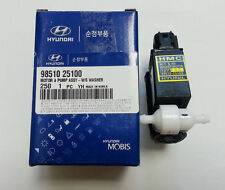 Hyundai Accent Verna 00-05 Matrix 01-06 GENUINE OEM WASHER MOTOR PUMP 9851025100