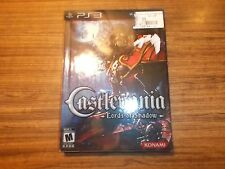 Castlevania: Lords of Shadow Limited Collector's Edition Sony Playstation 3,2010