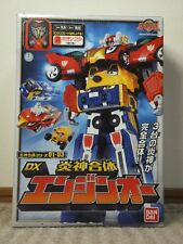 Power Rangers RPM DX HIGH OCTANE Megazord Go-OnGer ENGINEOH Bandai RARE