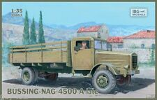 Camion Allemand BÜSSING NAG 4500A, WW2  - KIT IBG Models 1/35 n° 35013