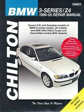 1999-2005 BMW 325i 325xi 330i 330xi Convertable Z4 Repair Service Manual 0026