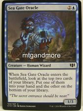 Magic Commander 2014 - 4x  Sea Gate Oracle