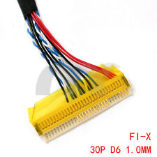 FI-X Series LVDS Cable 30 Pin 1 Channel 6-Bit For 15.4″ WXGA LCD Screen 1280x800
