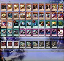 YuGiOh Noble Knight Budget Deck x1