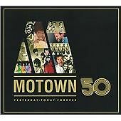 Motown 50 - Yesterday / Today / Forever (3 X CD)