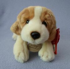 KEEL 25cm SOFT TOBY THE AMERICAN BEAGLE PUPPY DOG TOY CUTE ANIMAL - NEW GIFT