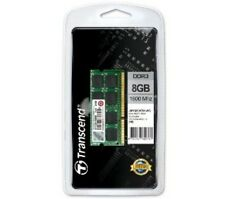 8GB Transcend DDR3  1600MHz  Apple Mac Book pro / Mac Mini / Laptop Memory  RAM