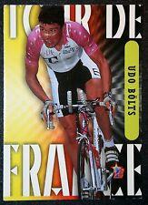 Tour de France   Deutsche Telecom   Bolts      Action Photo Card  Excellent