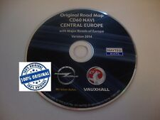 Opel Central Europe CD60 CD80 DVD100 navigations disc 2014