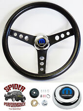 "1970-1974 Charger Challenger steering wheel CLASSIC BLACK 13 1/2"" Grant"