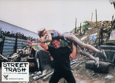 JIM MURO STREET TRASH 1987  VINTAGE LOBBY CARD ORIGINAL #6