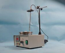 Fast Free Shipping 85-2 110V Magnetic Stirrer Hot Plate Digital Heating Mixer