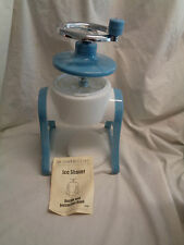 Pampered Chef Ice Shaver Snow Cone Slushie Maker