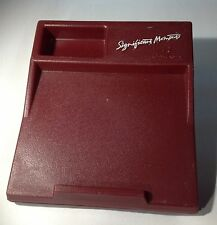 Omega Memo  Pad Holder New  Old Stock Unused