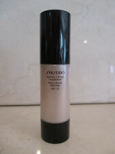 SHISEIDO RADIANT LIFTING FOUNDATION SPF 15 # I 40 NATURAL FAIR IVORY 1.2 OZ