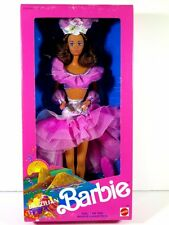 NIB BARBIE DOLL 1989 DOLLS OF THE WORLD BRAZILIAN