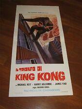 LOCANDINA,Il trionfo di King Kong,Nakajima, tai Gojira,Ishiro Honda, Godzilla