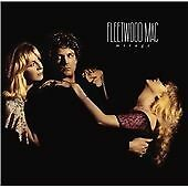 FLEETWOOD MAC, MIRAGE, SEALED REMASTERED 12 TRACK CD ALBUM FROM 2016