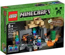 LEGO Minecraft - 21119 Das Verlies / The Dungeon - Neu OVP