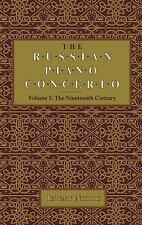 The Russian Piano Concerto: The Nineteenth Century (Russian Music Stud-ExLibrary