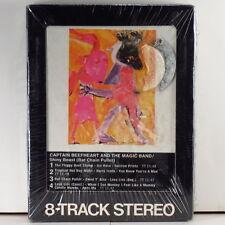 CAPTAIN BEEFHEART/MAGIC BAND Shiny Beast   1st US 8-Track 1978 SEALED !