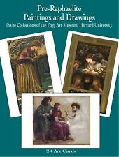 Pre-Raphaelite Paintings and Drawings : In the Collections of the Fogg Art...