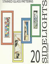 Stained Glass Pattern Sidelights 20 Great Designs Stained Glass Supplies