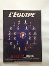 GUIDE L'EQUIPE EURO 2016 NEUF