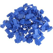 Blue Scotchlock Type Self Stripping Connector - 1.5-2.5mm Cable - Pack 25