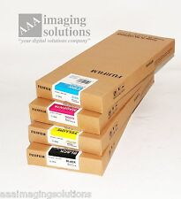 FujiFilm DL430 Ink Cartridges - 500ml for Frontier DL-430 (Set of 4) 2017/2018