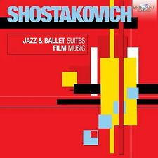 National Symphony Orchestra of Ukraine-Dimitri Shostakovich Jazz & Ballet 3 CD