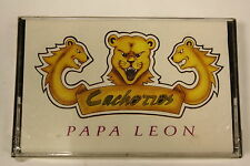 Papa Leon by Banda Cachorros 1995(Audio Cassette Sealed)