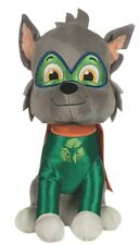 """NEW OFFICIAL 12"""" PAW PATROL SUPERHERO ROCKY PUP PLUSH SOFT TOY NICKELODEON DOGS"""
