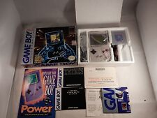 Original Nintendo Game Boy DMG-01 Handheld System (COMPLETE IN BOX, CIB) #S691