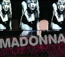 The Sticky & Sweet Tour CD & DVD Madonna Sealed ! New !