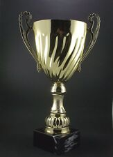 "Large 20""  Metal Cup Award Trophy .Free Engraving."