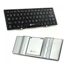 iClever Bluetooth Keyboard Ultraslim Mini Wireless Keyboard IOS Android Windows