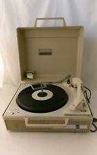 GE Portable Suitcase Multi-Speed Record Player With Speaker Model V631n?