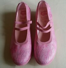 LELLI KELLY SILP ON PINK SHOES SIZE 35 UK 2.5