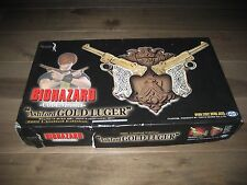 Biohazard Code : Veronica Resident Evil Marui Gold Luger Ashford Airsoft New
