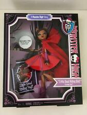 Monster High Doll Little Dead Riding Wolf Scarily Ever After Factory Sealed 2012