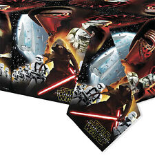 Star Wars Force Awakens Tableware Party Supplies Birthday Tablecover