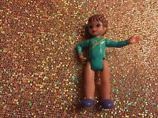 FISHER PRICE SWEET STREETS FIGURE REPLACEMENT GO ANYWHERE DANCER GYM GIRL
